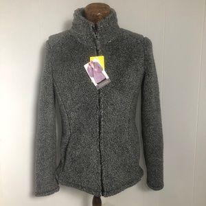 Womens Soft Gray Jacket/Sweater. Brand NEW. Small